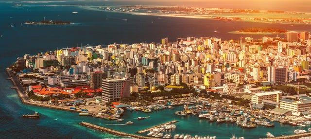 Visita guiada por Malé + Excursión a Villimale