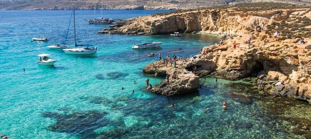Comino Island & Blue Lagoon Cruise