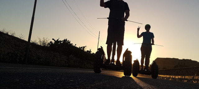 Tour di Gozo in segway