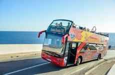 Autobús turístico de Malta