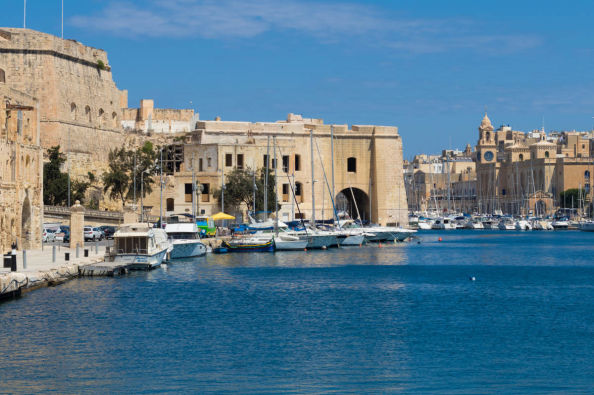 Views of Cospicua
