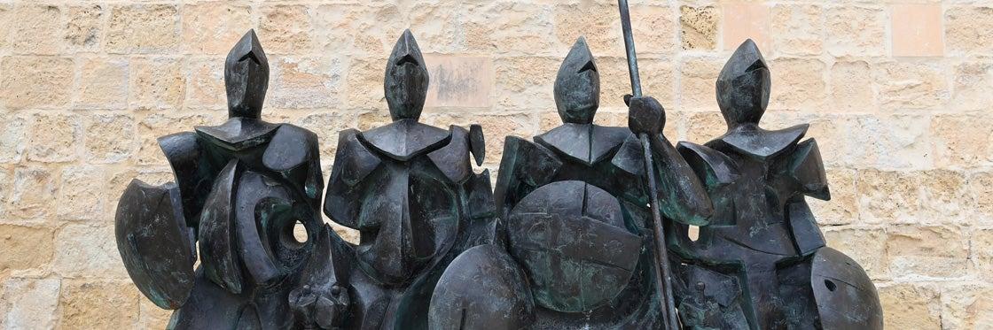 Los Caballeros de la Orden de Malta