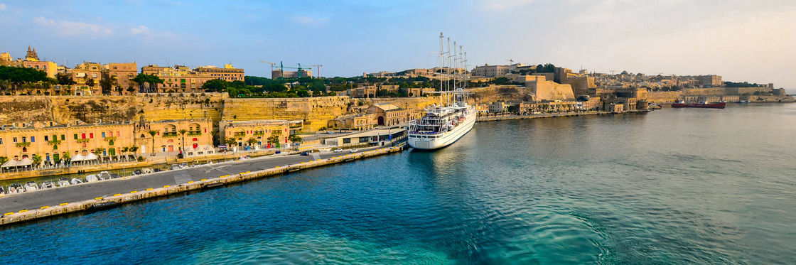 Como chegar a Malta