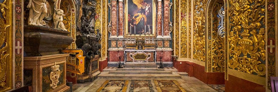 Concatedral de São João de Malta