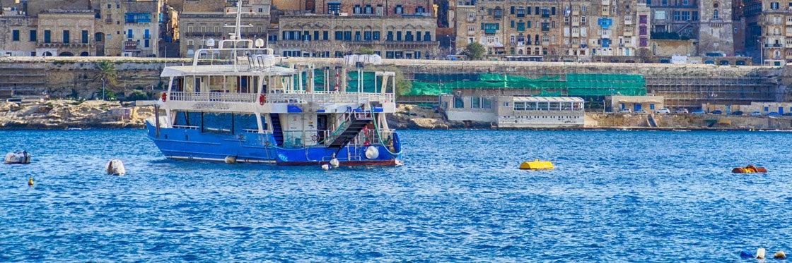 Traghetti a Malta