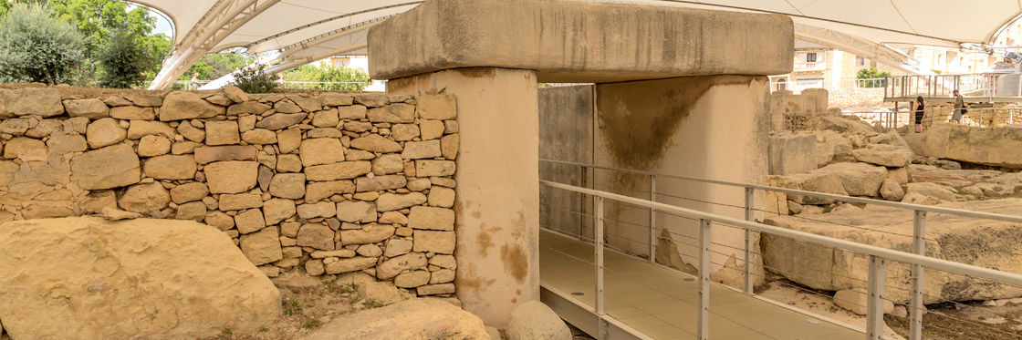 Les Temples de Tarxien de Malte