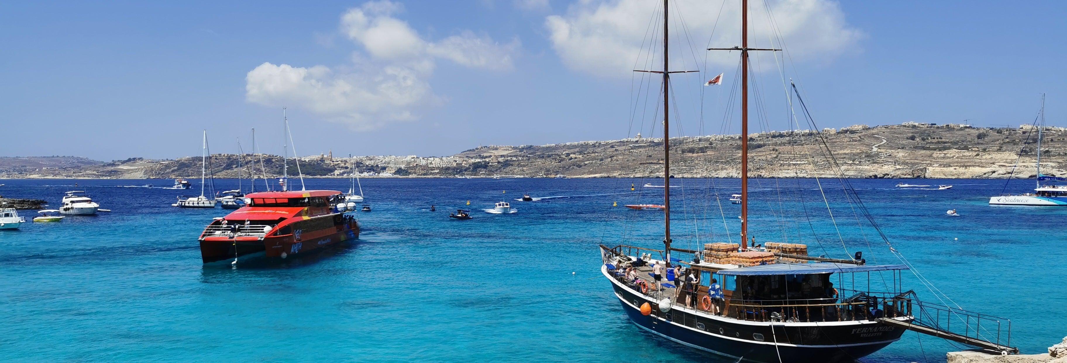 Excursión a Gozo y Comino desde Sliema