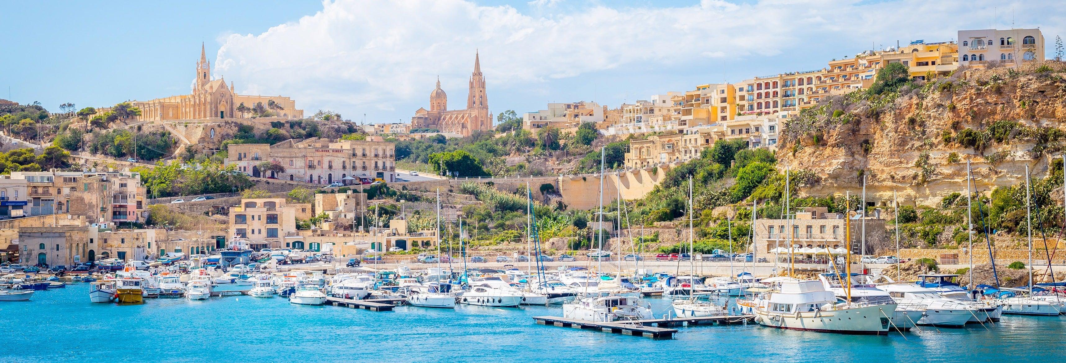 Excursão a Gozo
