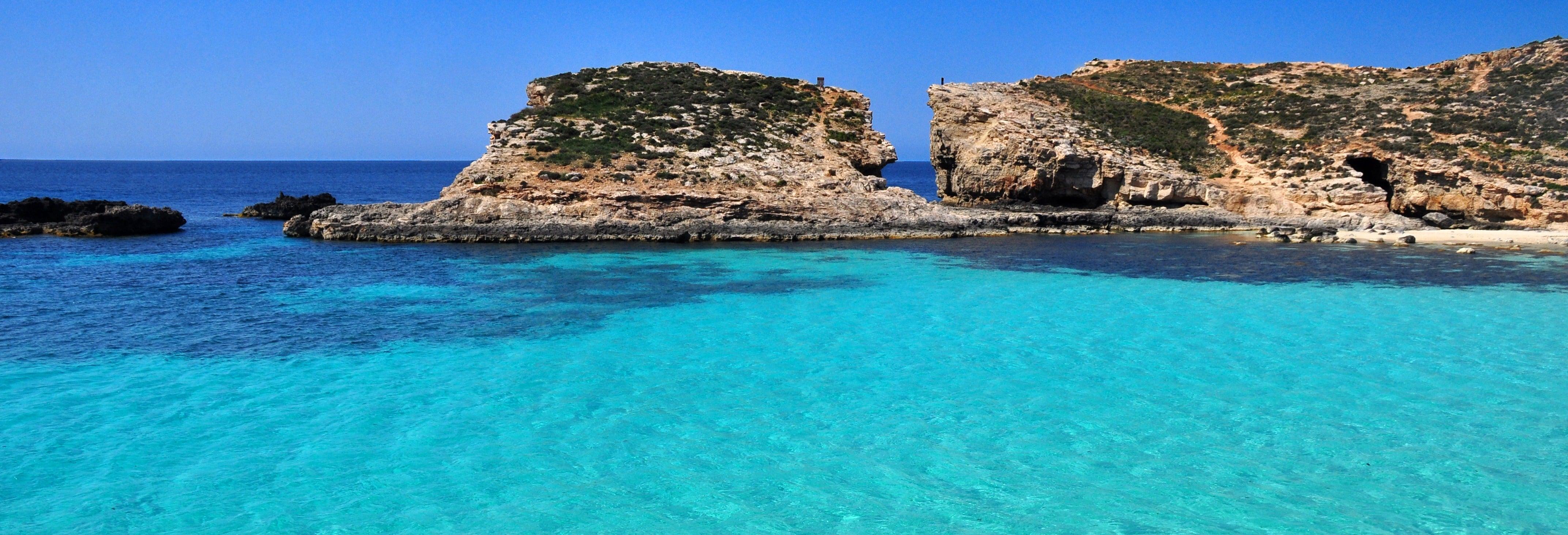 Ferry pour les îles de Gozo et Comino