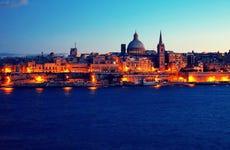 Tour nocturno por Malta
