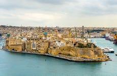 Tour por las Tres Ciudades de Malta