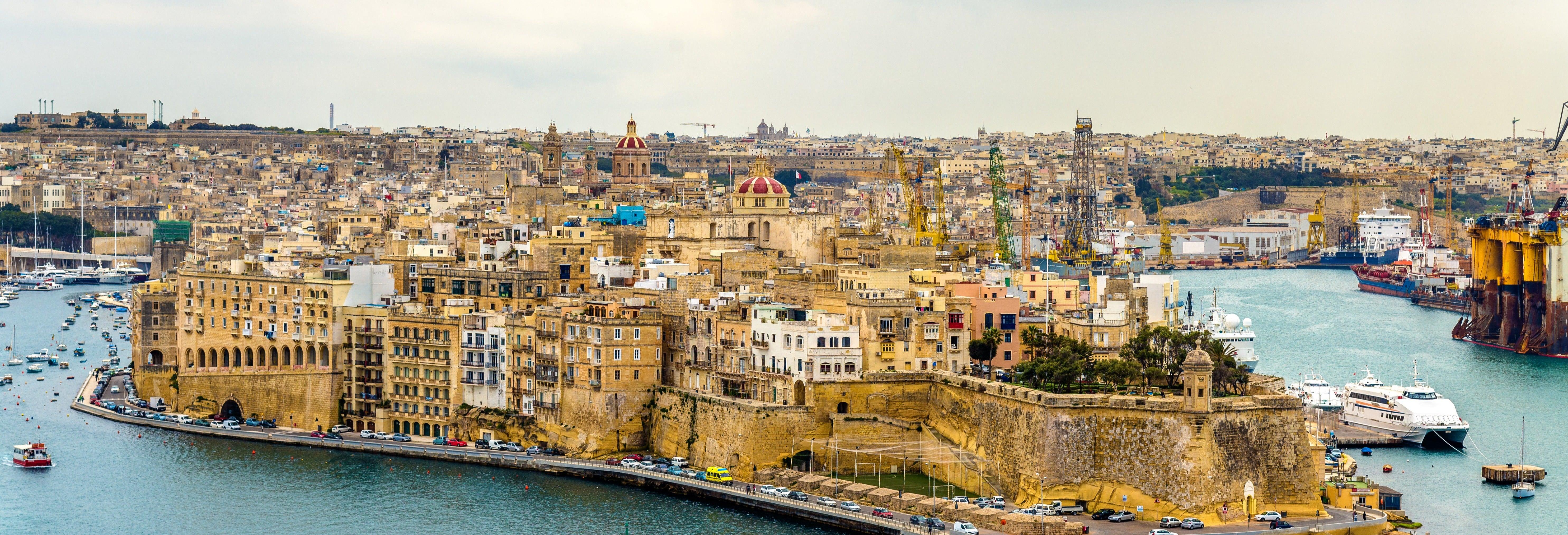 Visite des Trois Cités de Malte