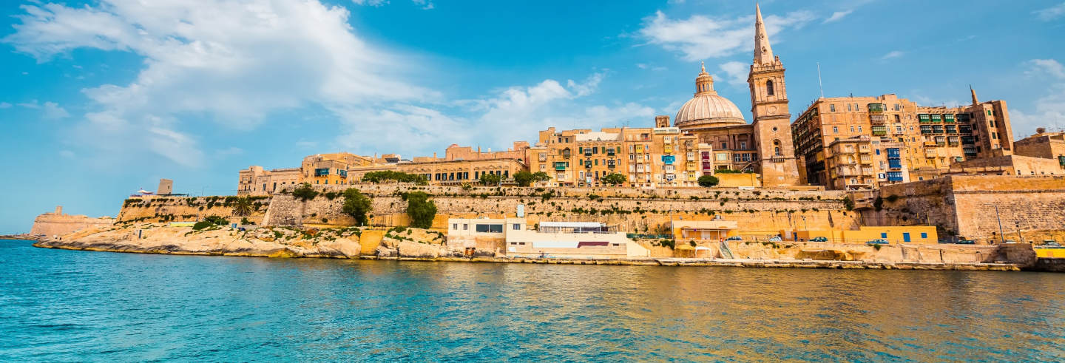 Tour a pé por Valletta