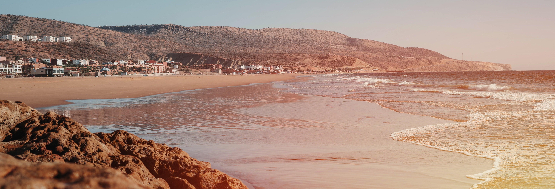 Curso de surf en Agadir
