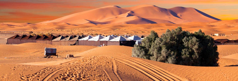 4 Day Desert Trip to Merzouga