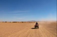 Tour en quad por Agadir