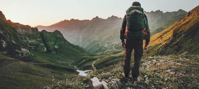 Ruta privada de 2 días de trekking de Chefchaouen a Akchour