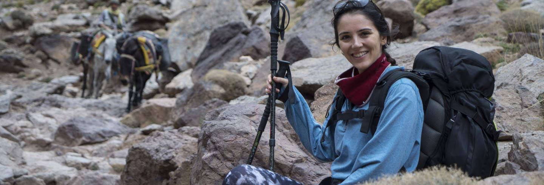 Excursion privée de 4 jours de trek dans le Rif
