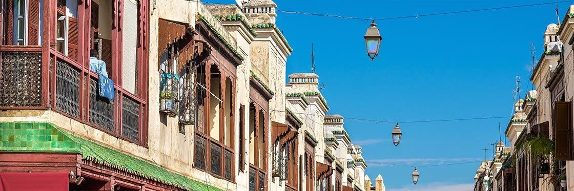Bairro Judeu de Fez (Mellah)