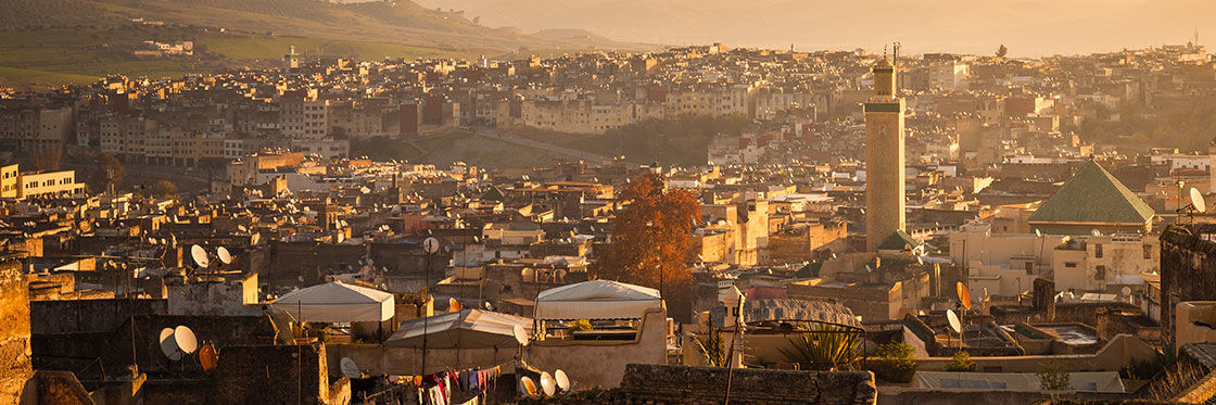 Cómo llegar a Fez