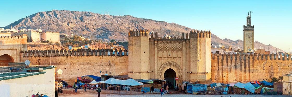 Tempo em Fez