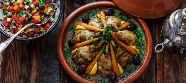 Tour gastronómico por Fez
