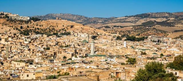 Visita guiada privada por Fez + Tour panorámico