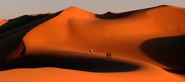 5 días de aventura, ruta Dakar y Merzouga