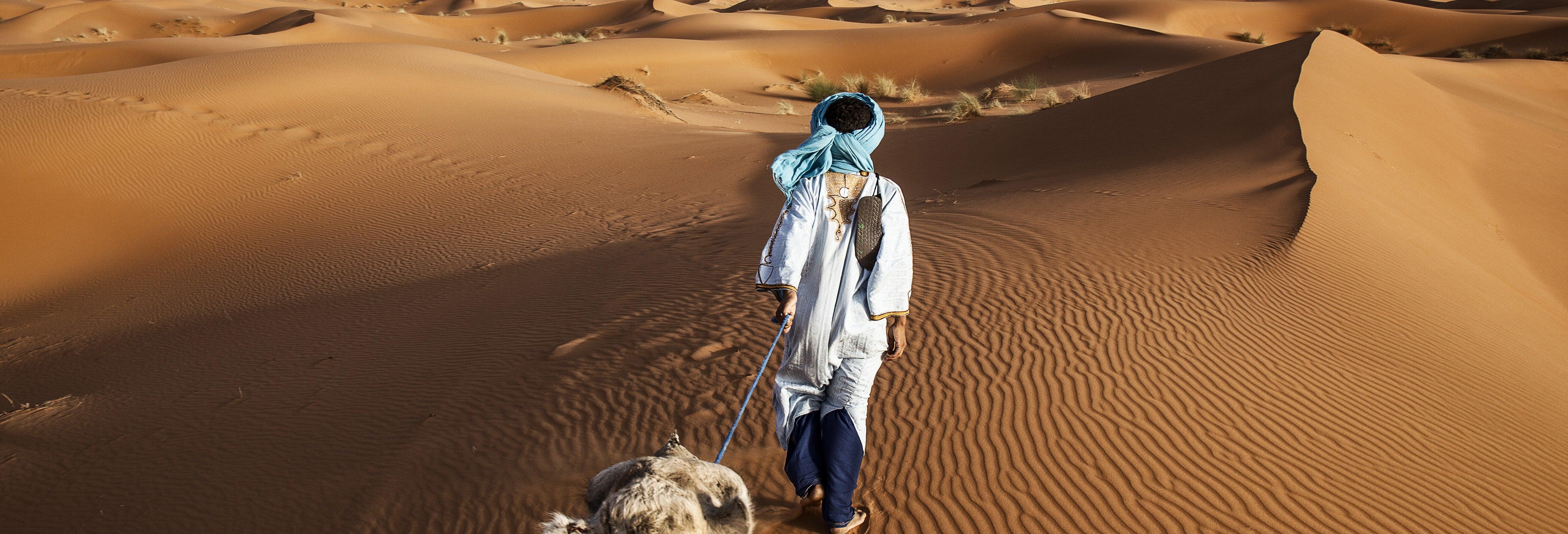 4 Day Merzouga Desert Trip