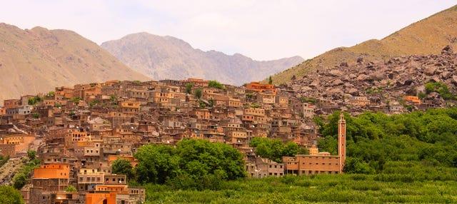 Excursión al Valle de Imlil y al Plateau de Kik