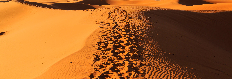 Escursione di 3 giorni nel deserto di Merzouga fino a Fès