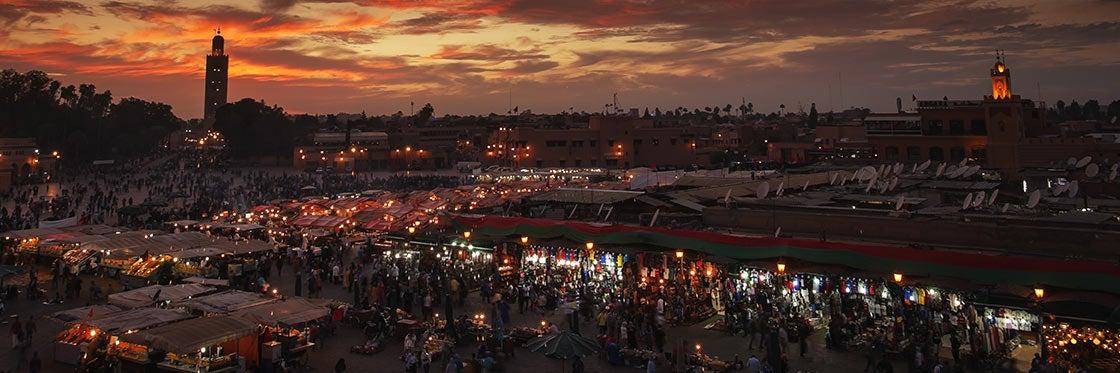 Marrakech é segura?
