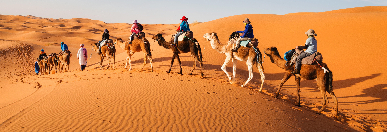 Tour de 8 dias pelo Marrocos