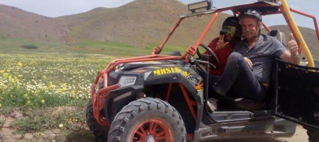 Tour en buggy por el Palmeral de Marrakech