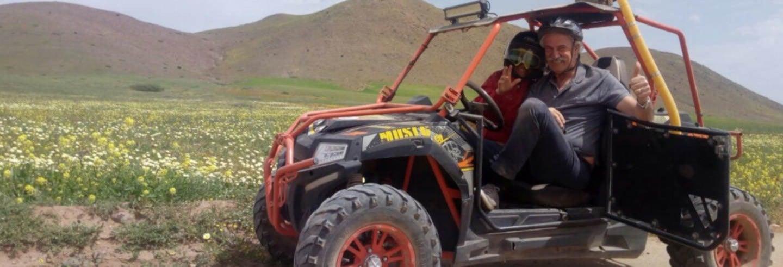 Desert Buggy Tour