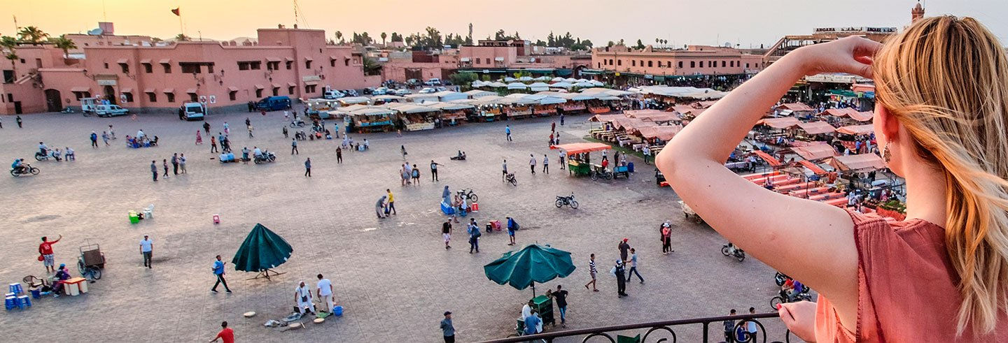 Private Tour of Marrakech