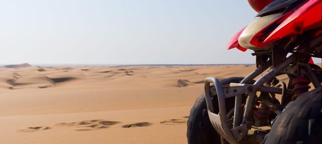Tour en quad por el palmeral de Marrakech