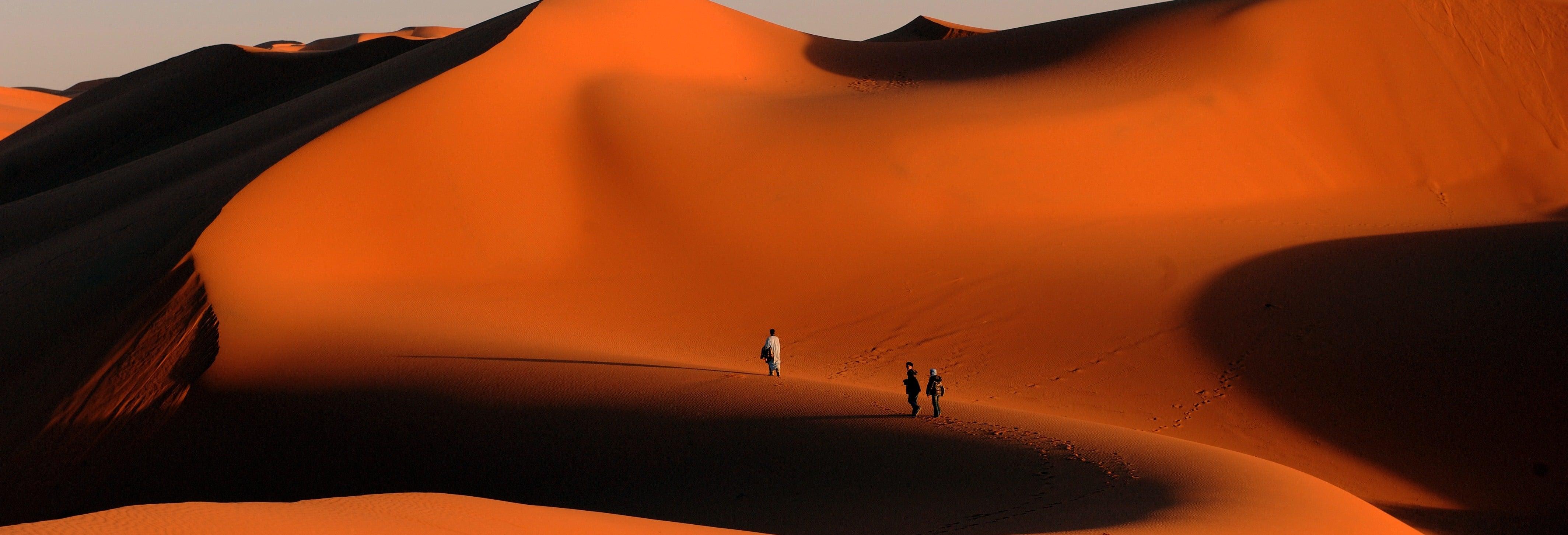 Excursion privée de 2 jours dans le désert de Merzouga