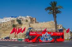 Autobús turístico de Tánger