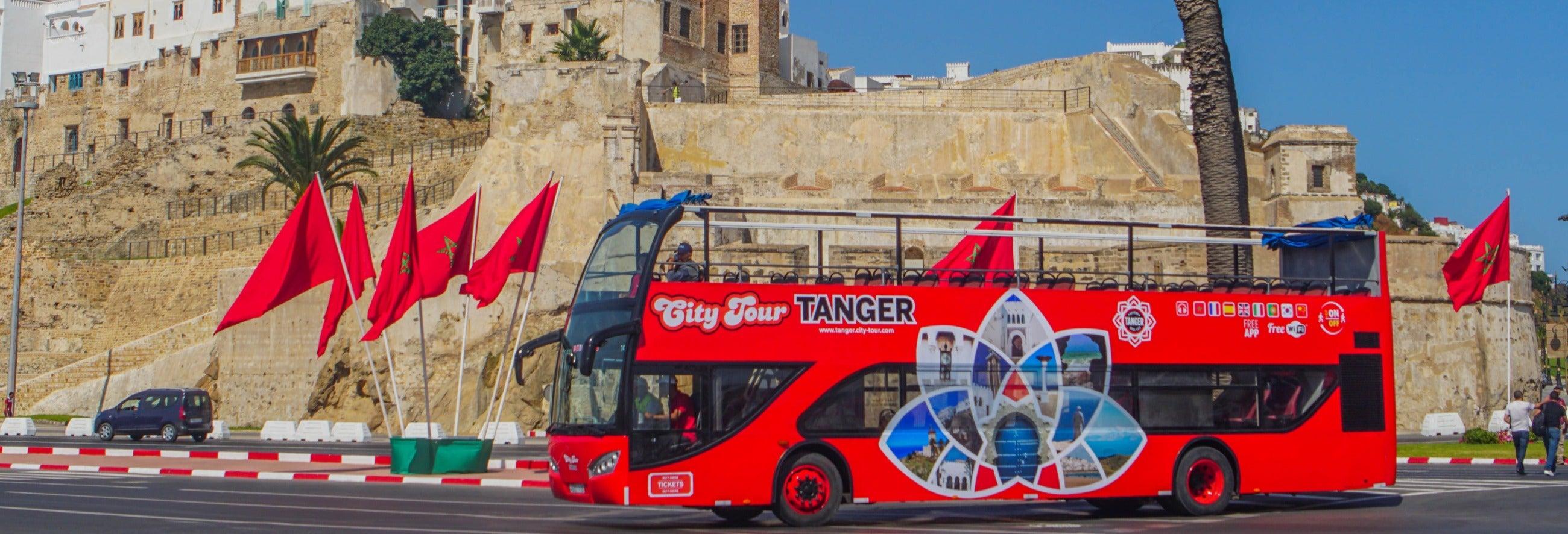 Tangier Tourist Bus
