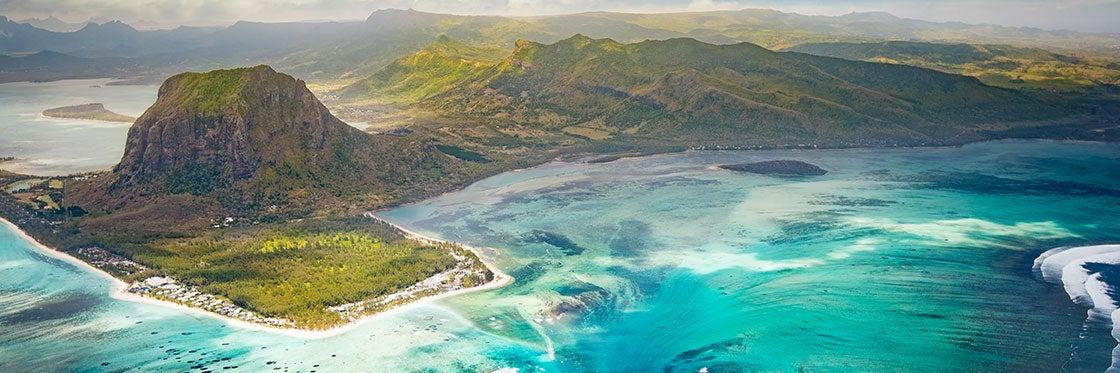 Comment se rendre à l'île Maurice