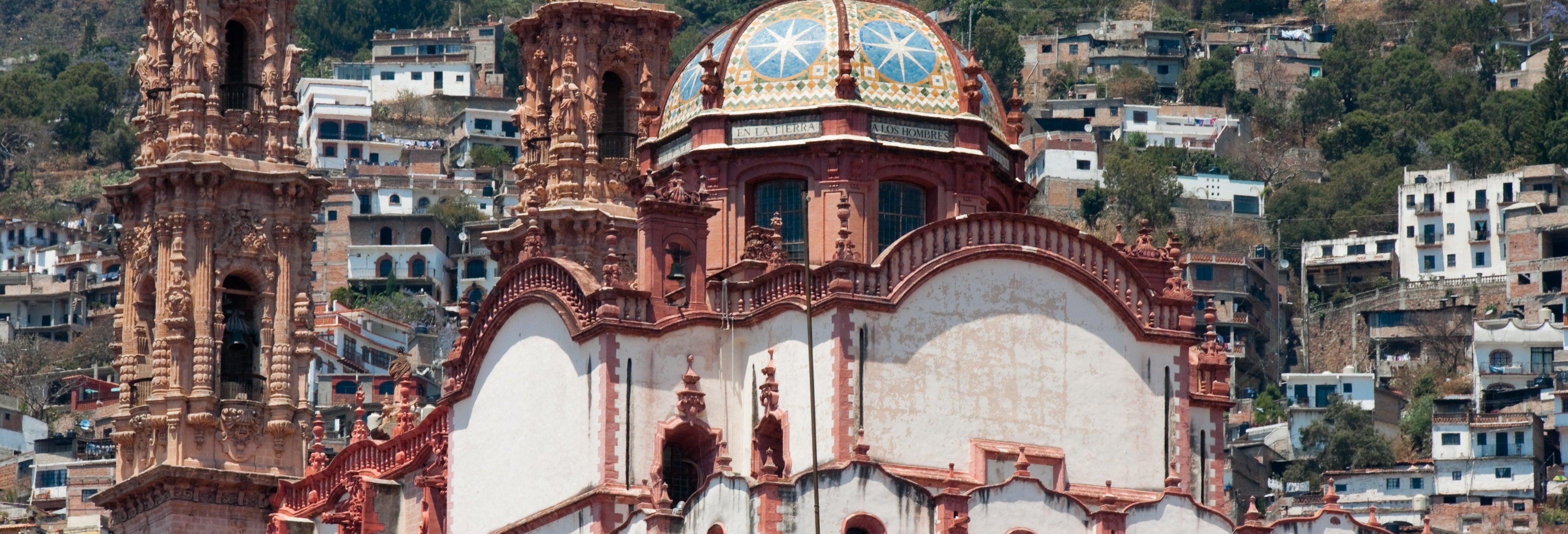 Excursão a Taxco