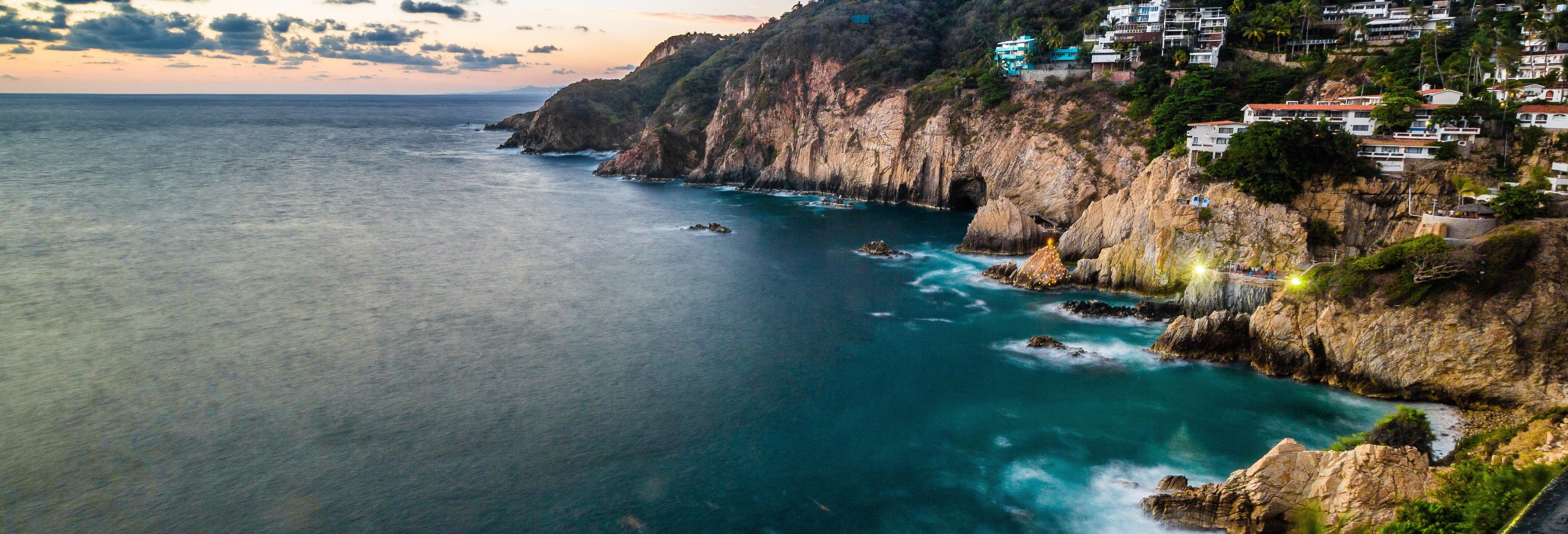 Passeio de barco por Acapulco