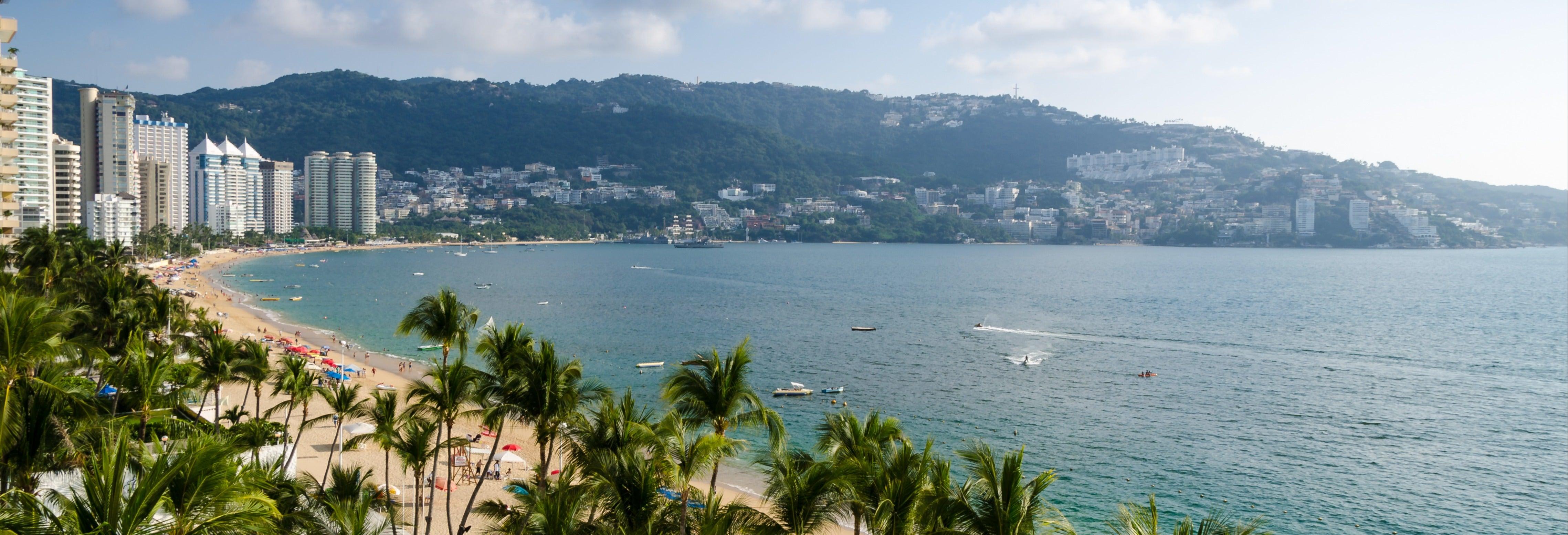 Visita guidata di Acapulco