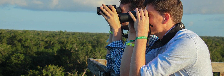 Birdwatching nella Reserva Nativa