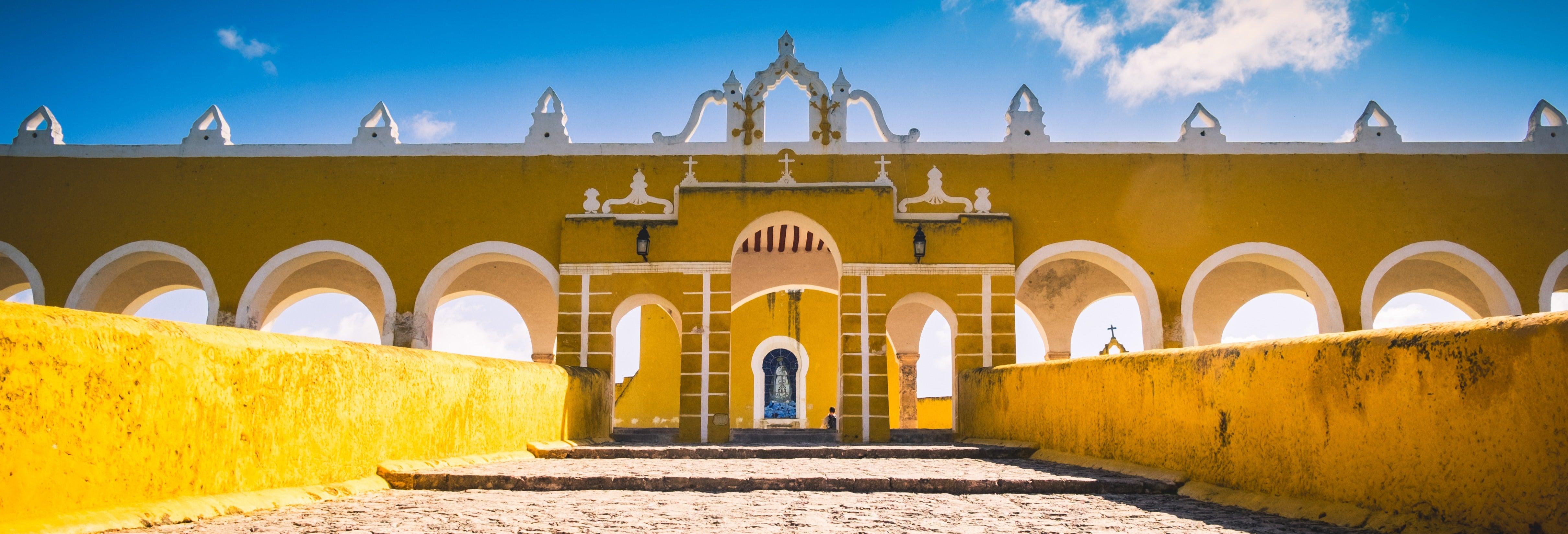Circuito de 3 dias por Yucatán