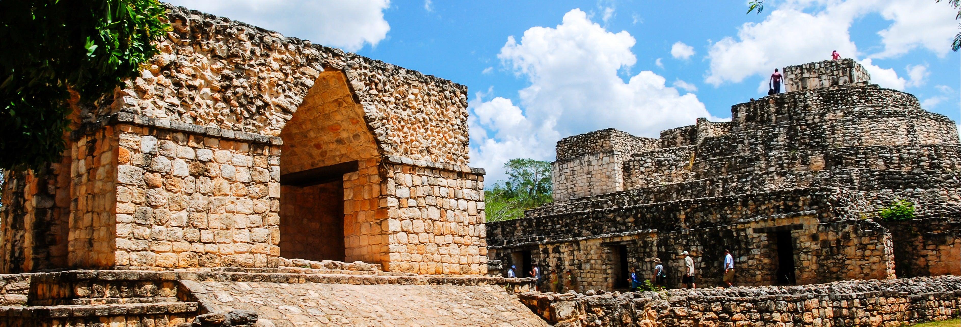Excursão a Chichén Itzá, Cobá e cenote Ik-Kil