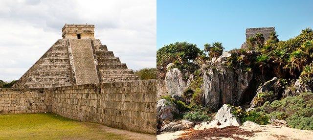 Oferta: Chichén Itzá + Tulum en 2 días