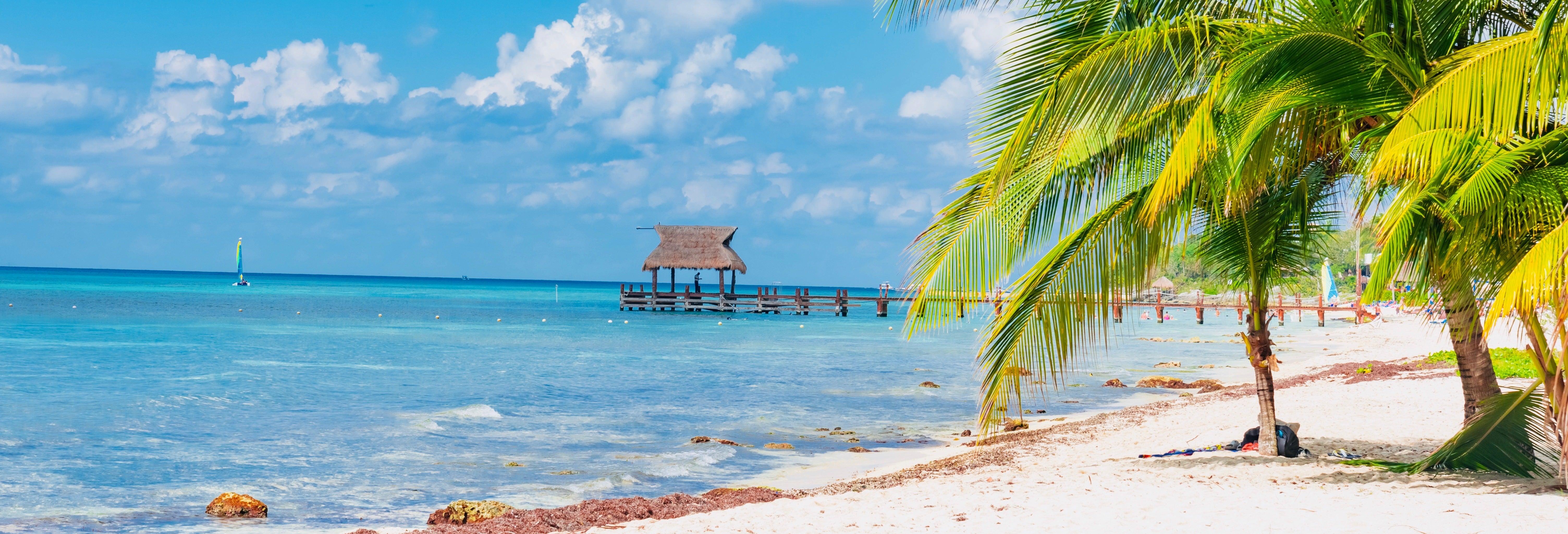 Escursione a Cozumel in barca