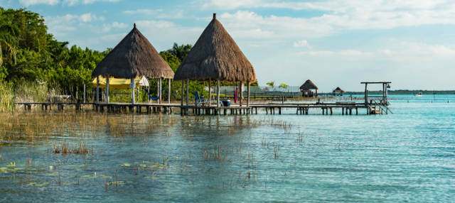Excursión a la laguna Bacalar